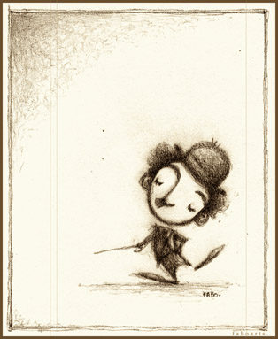 El vagabundo.