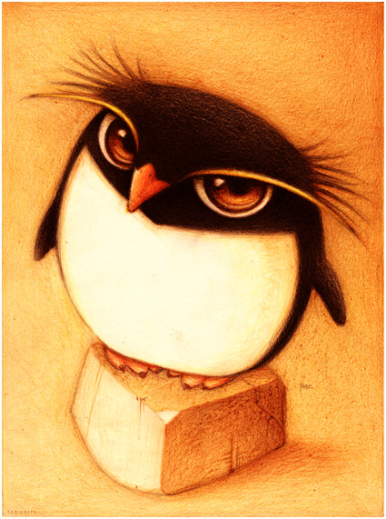 Un Pinguino.