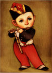 El pifano de Manet.