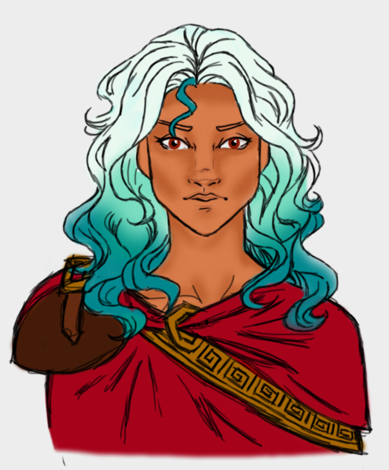 Lyria Williams by Wolfpack137