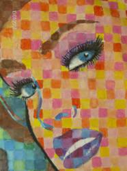 Glam Girl by OhCalmaity