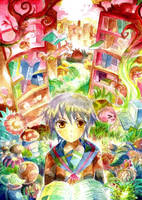 Yuki chan by Jeetdoh