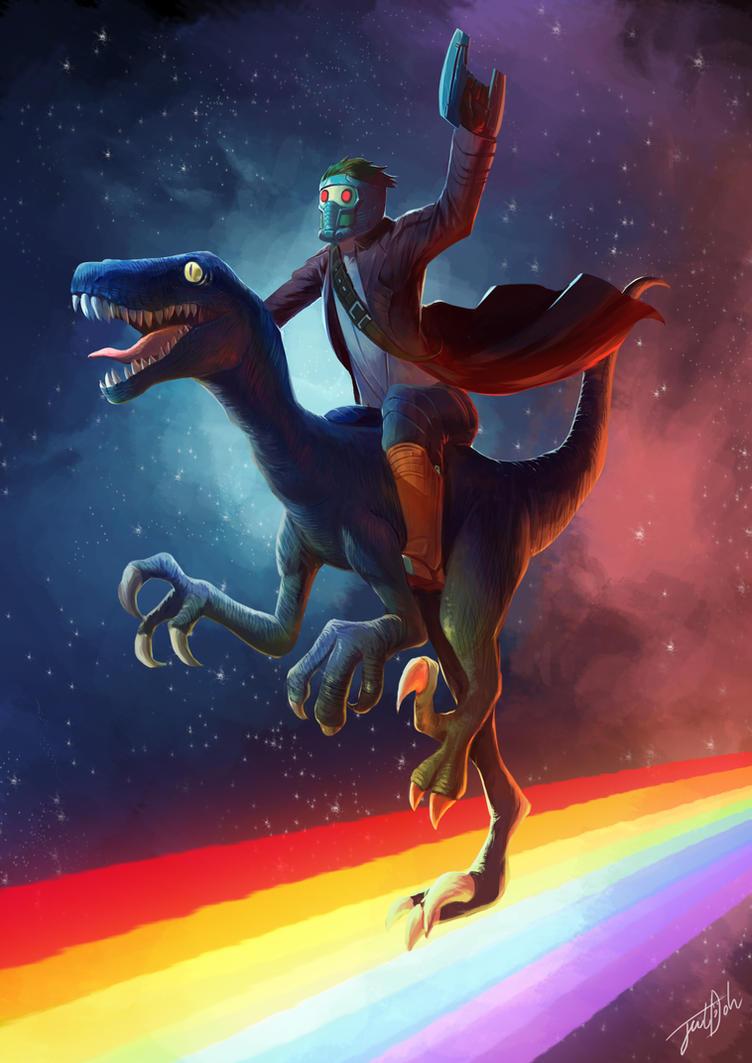 Star Raptor by Jeetdoh