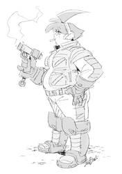 Chubby Pilot