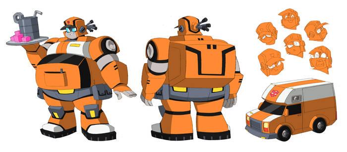 Autobot Rolls