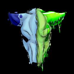Slime Doggo by DMC-CorbeauNoir