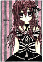Gothic Lolita - Riku by REBORNxYUI