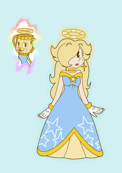 If SSBU Had CH Spirits: Legendary Rosalina