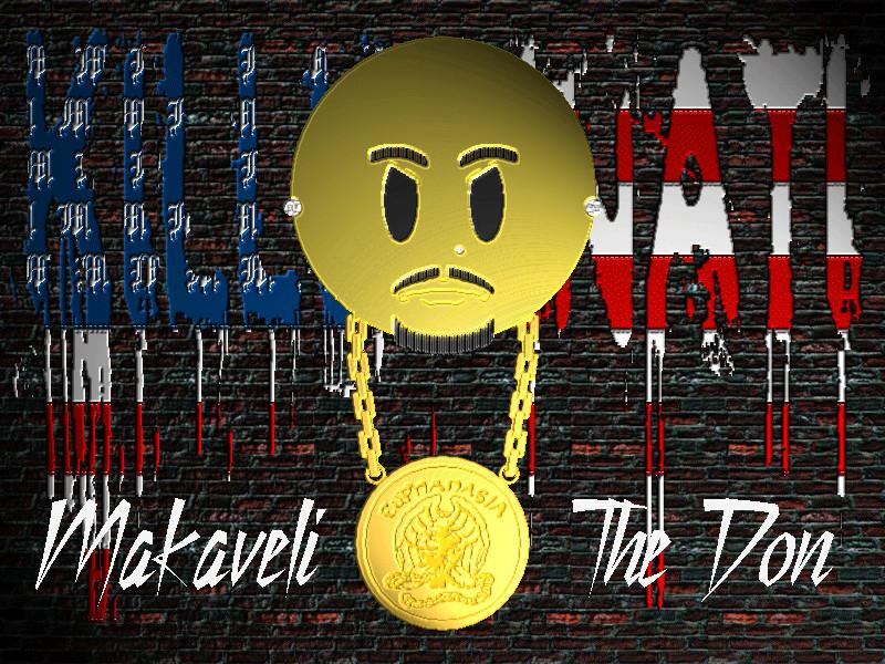 Makaveli The Don - Killuminati Era logo