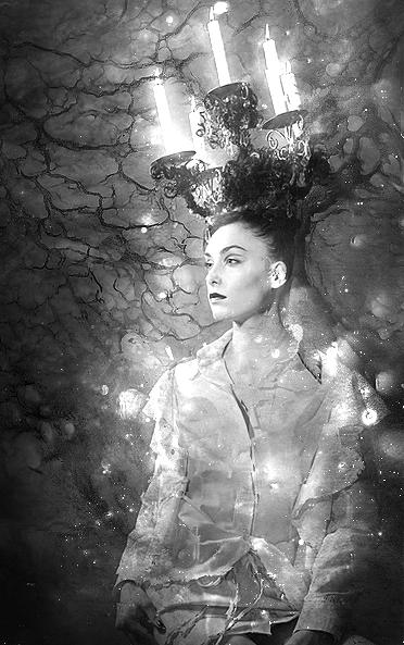 candelabrum in my head by zeephiroth