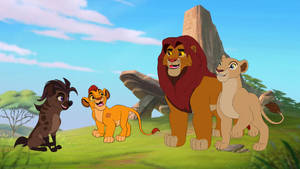 Jasiri meets Kion's parents.