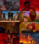 Eight times Scar has attempted to kill Simba