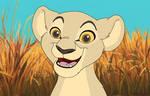 My Pride: Nothing as cub.