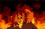 Shaitaan the Devil Lion