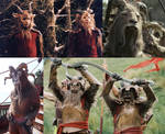 Creatures of Narnia Tribute: Satyrs