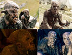 Creatures of Narnia Tribute: Goblins (Orknies)