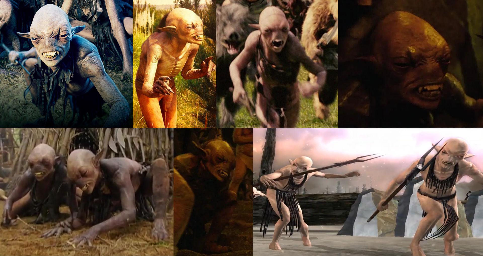 Creatures of Narnia Tribute: Ghouls