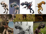 Creatures of Narnia Tribute: Ankle Slicers by Through-the-movies