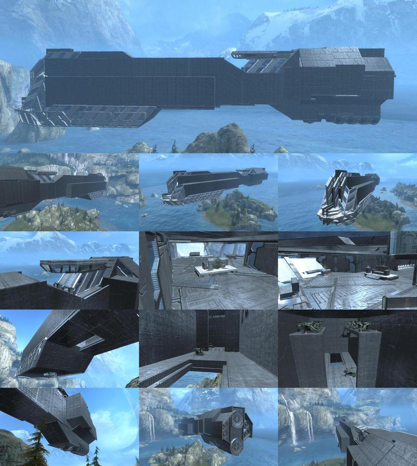 DESTROYER- FORGE WORLD by D4RKST0RM99