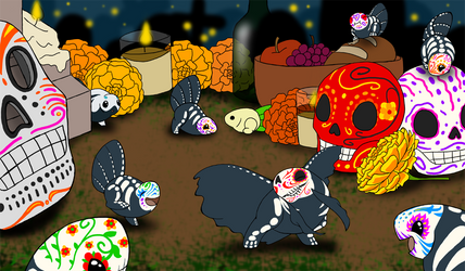 Discovering Day of the Dead