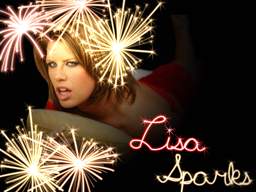 Lisa Really Sparxxx by Trentdaddy