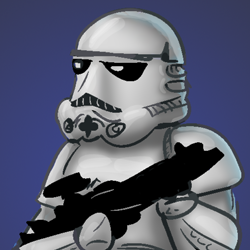 Storm Trooper by prall
