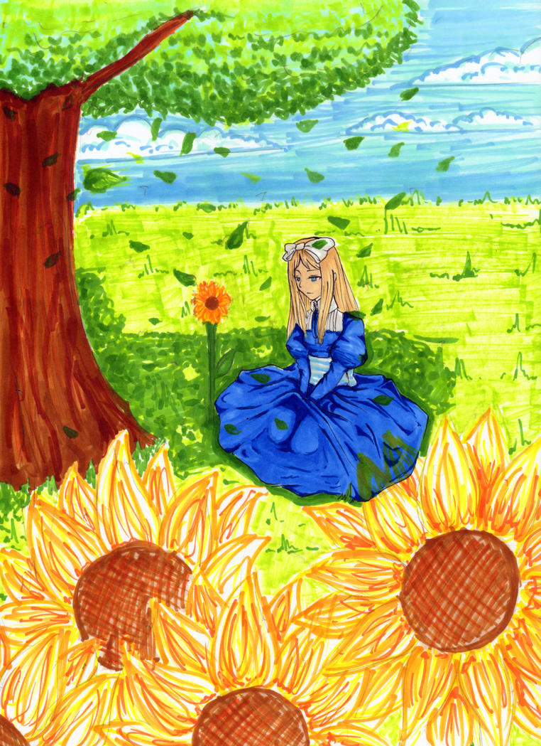 Belarus: Under a Tree by DooDooDooPrettyMusic