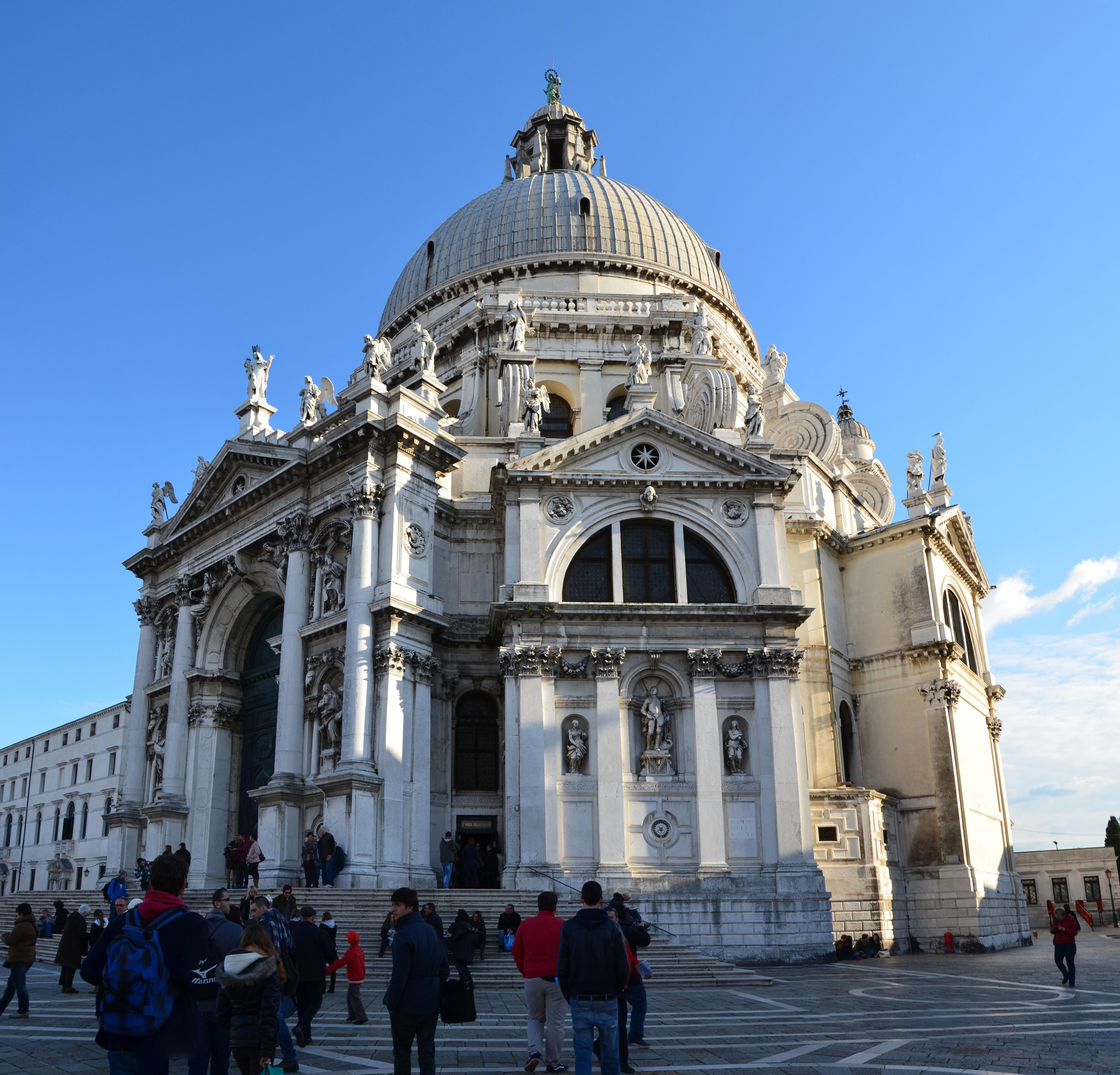 Love Each Other When Two Souls: Basilica Di Santa Maria Della Salute