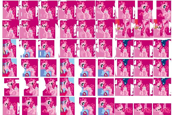 Pinkie Pie by tigreanpony