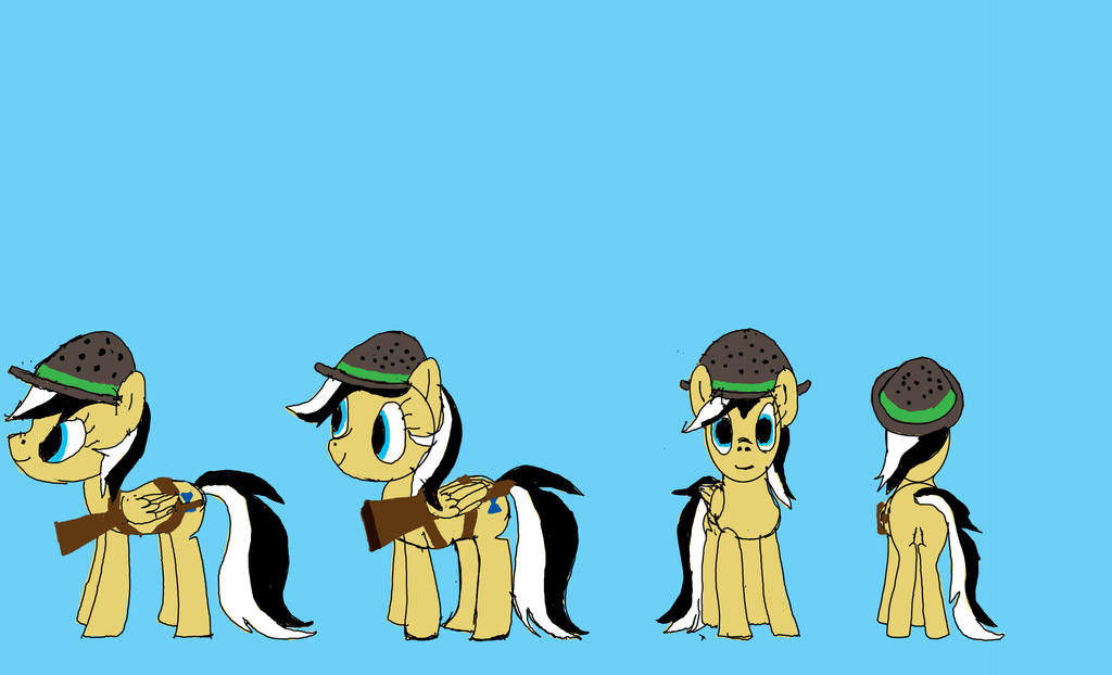Sniper Class final by tigreanpony