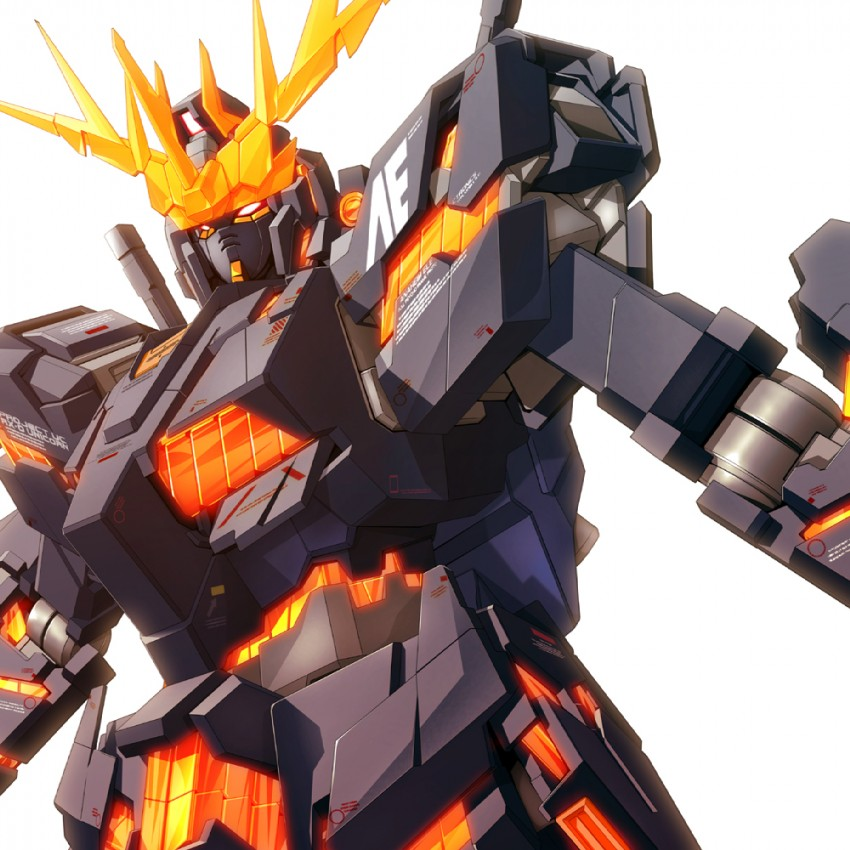 Unicorn Gundam unit 2 Banshee by zerokaiser on DeviantArt Gundam Banshee Wallpaper