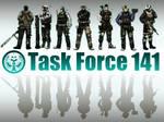MW2: Task Force 141