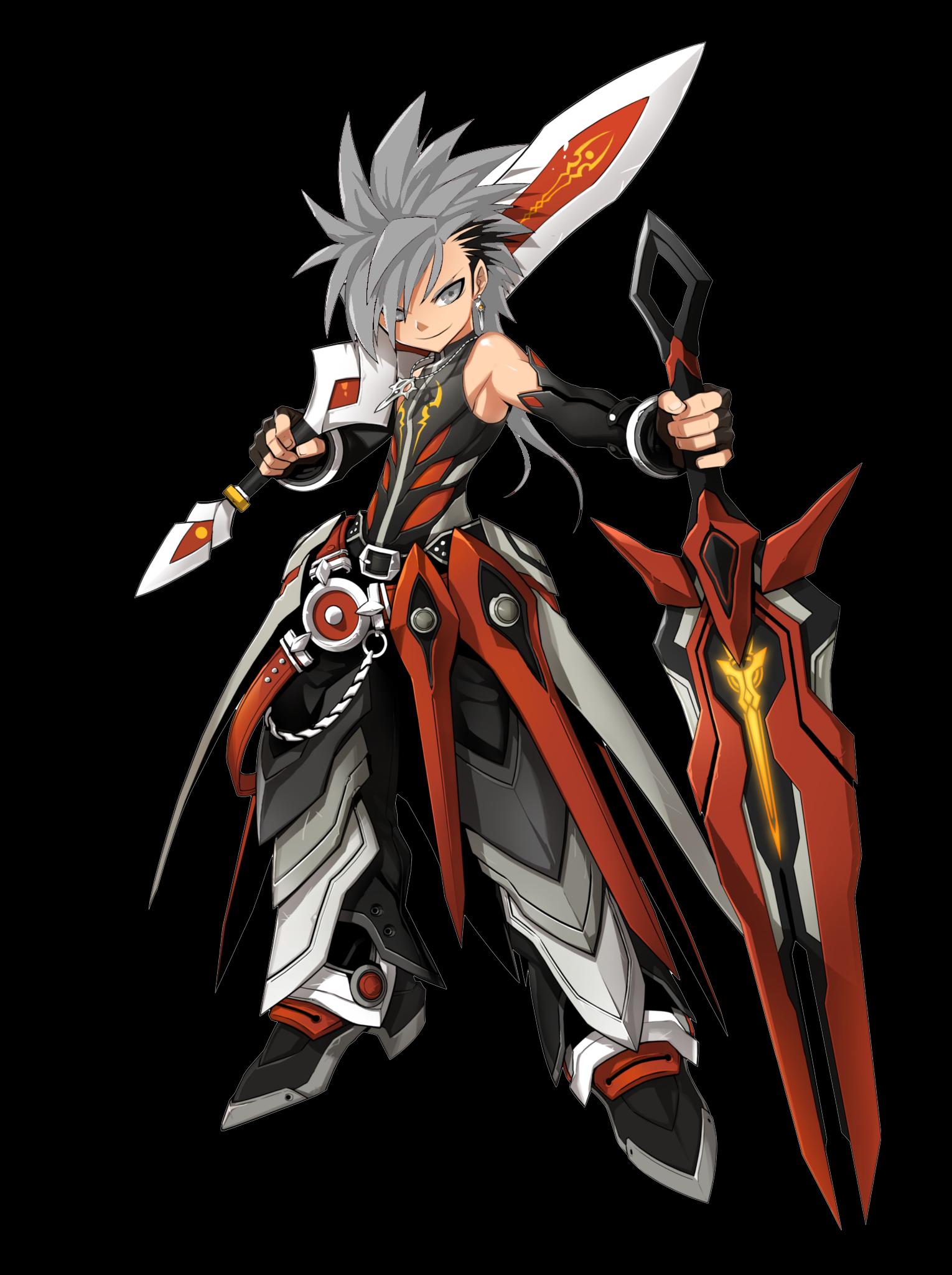 Infinity Sword Elsword...