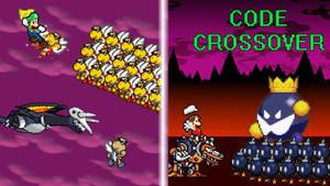 Sprite series Code Crossover (Boss 03)