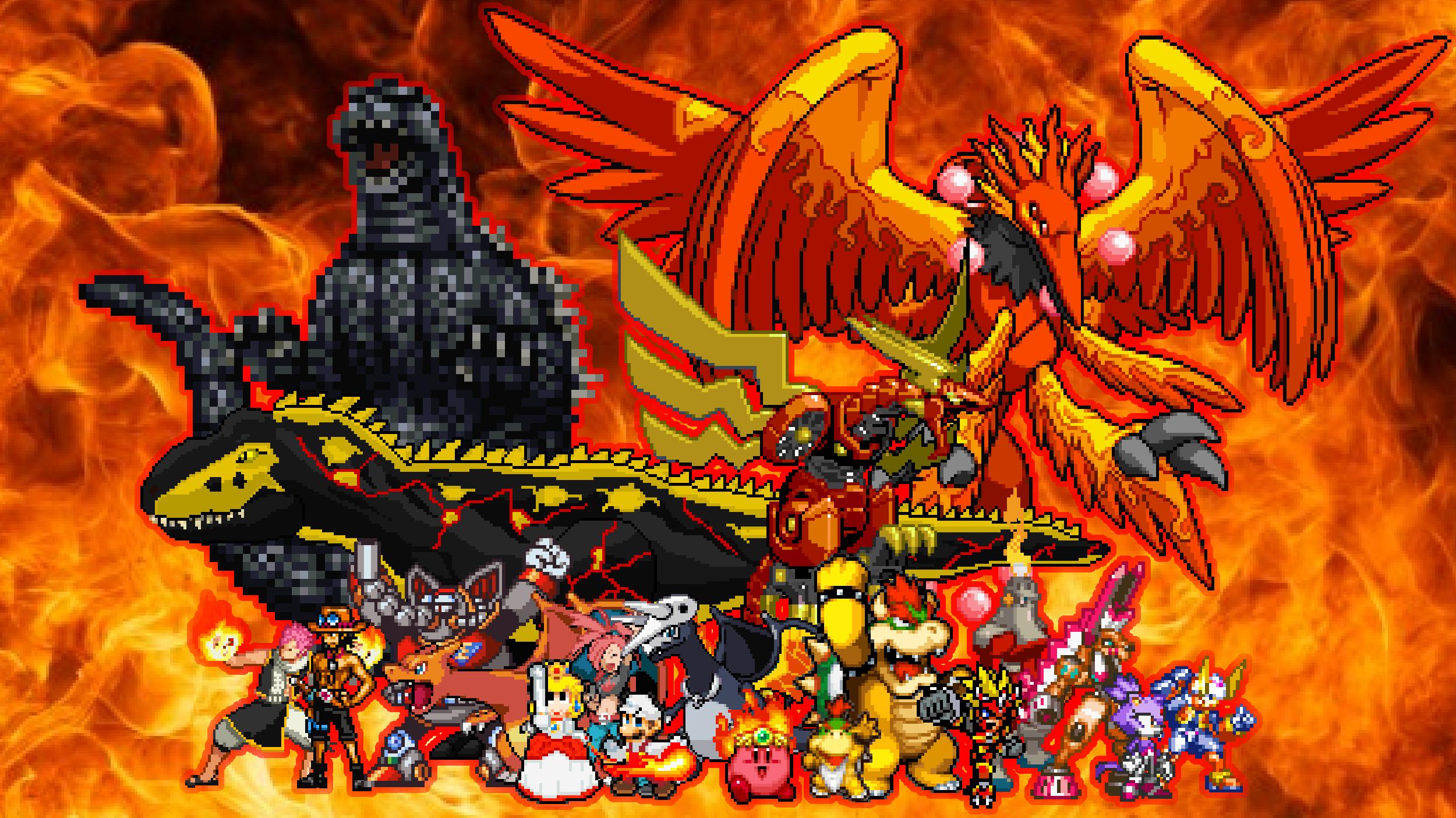 Ultimate Fire Users Wallpaper By Scott910 On DeviantArt