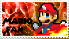 Mario fan stamp by scott910