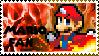 Mario fan stamp by scott910