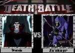 Death Battle Dracula vs Zs'skayr
