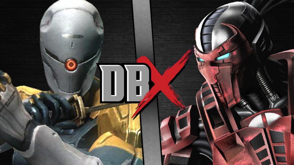 DBX Gray Fox vs Sektor by scott910
