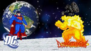 Superman vs Pyron