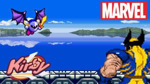 Meta Knight vs Wolverine