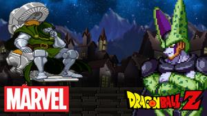 Doctor Doom vs Cell