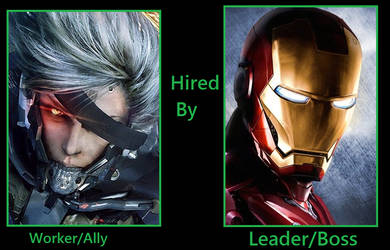 Looks like Tony Stark needs a bodyguard by scott910