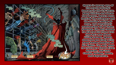 Universal Protectors Facts: Spawn