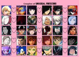 Universal Protectors couples 2