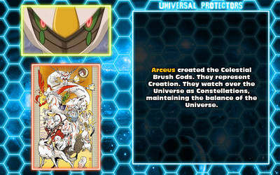 Universal Protectors Facts: Creation