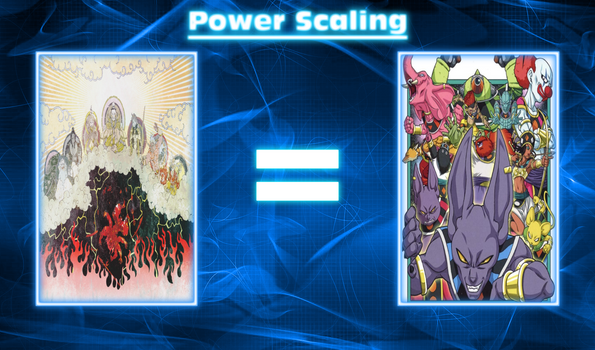 U.P-Verse The Seven Deities power level