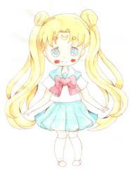 FA | Sailor Moon / Usagi