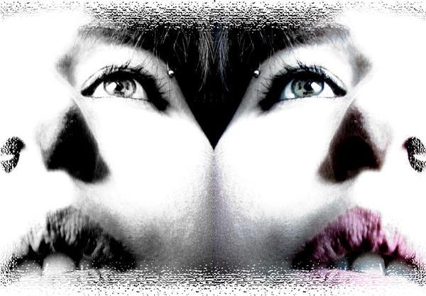 Elgyn in da mirror by pflaume