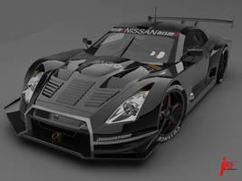 Nissan GT-R GT500 by jesterv2